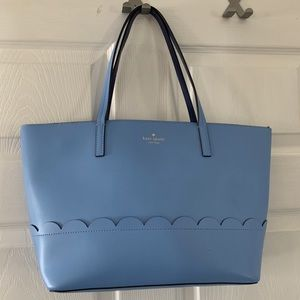 Kate Spade Bradbury Street Lida Scalloped Tote Bag